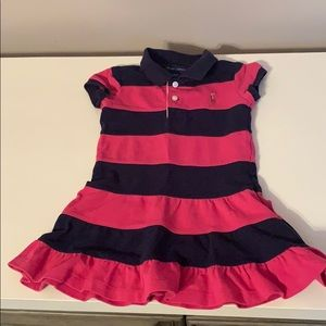2T Ralph Lauren dress - EUC